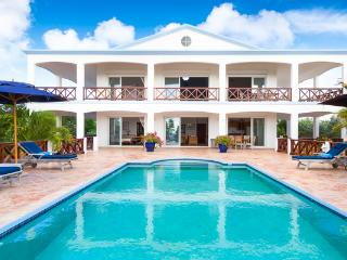Overlooking the Atlantic and a 5 minute drive from Shoal bay East beach. IDP TAM, Anguilla