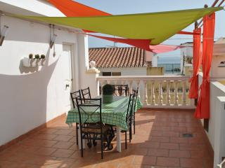 Apartment to rent 30 meters from Pedregalejo beach, Malaga