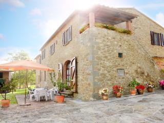 casa padronale bilocale, Magliano in Toscana
