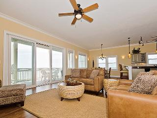 Rodanthe Sunset Resort NEW Soundfront 3BR condo, Hatteras Island
