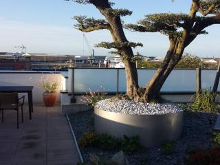 Appart neuf toit terrasse/ vue exceptionnelle, La Rochelle