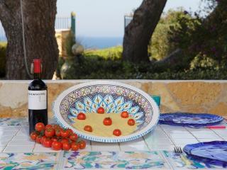 Amazing and relaxing villa sea view in San Vito lo Capo, San Vito Lo Capo