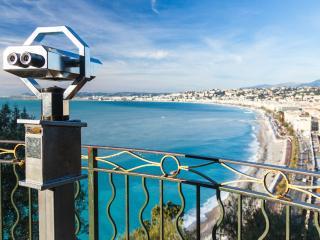 Beautifully renovated 2 bedroom apartment in Nice, Niza