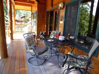 Wanna Go Away? 3 Bd  2 bath On the Roaring Chiwawa River  $199-399