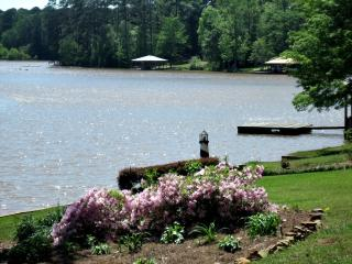 Lighthouse Cove on Jackson Lake, Covington