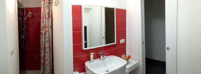 Bagno (doccia e lavabo)