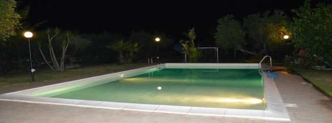 Notturna piscina