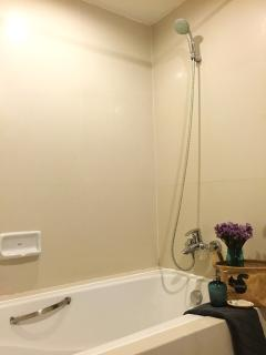 Baht tub & Hot shower for your most relaxation