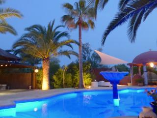 Villa Aladin, Ibiza Stadt