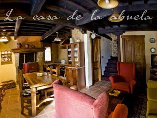 La casa de la abuela, Linares de Riofrío