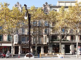 Art Nouveau Apartment on Paseo de Gracia (2), Barcelone