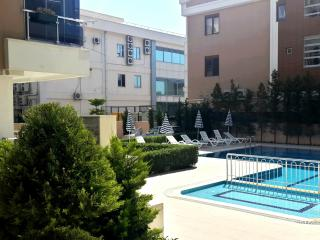 Cozy apartment Garden/Pool view, 250m from Sea, Antalya