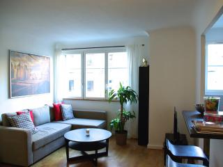 480ft2 apt close to the canal and Buttes Chaumont, Paris