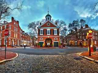 Historic Philadelphia Apts - Charming 1 Bedroom, Philadelphie