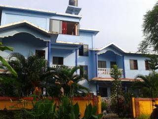 Cozy Deluxe 1BHK Apartment located near Morjim- Ashvem Beach, Goa