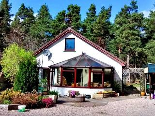 Sandaig Holiday Rental Nethy Bridge near Aviemore