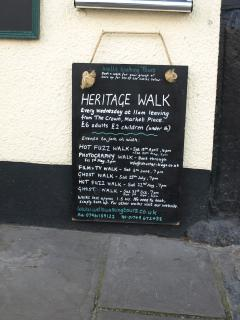 Wells Heritage Walks