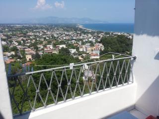 Circeo - Grazioso appartamento terrazzo vista mare