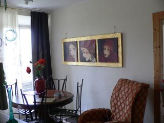 Appartamento con giardino e terrazza, Suvereto