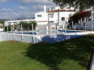 A Beautiful Villa With Mountain And Sea Views With, Nerja