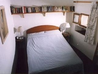 Main bedroom, comfortable bed!