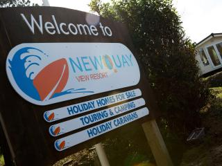 Newquay View Resort Sea Breeze Holiday Home SB100