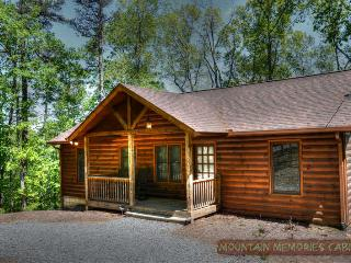Gileads Balm, Two bedroom Coosawattee, Hot tub, Ellijay