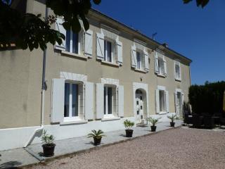 chambre d'hôtes 2,3 pers BELLEVUE, près de Vihiers, Les Cerqueux-sous-Passavant