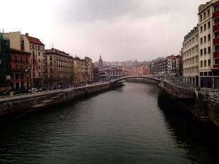 Fantástico apartamento en el casco viejo de Bilbao