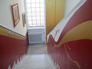 scala di accesso camera
