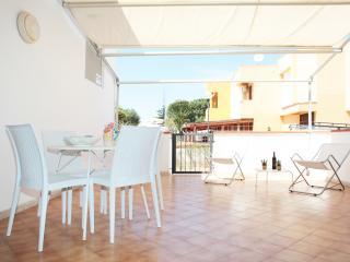 Faro Rosso, bilocale in residence fronte mare, San Vito Lo Capo