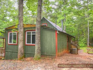 Cozy Cohutta Cottage  Bargain w/ Hot Tub, Ellijay