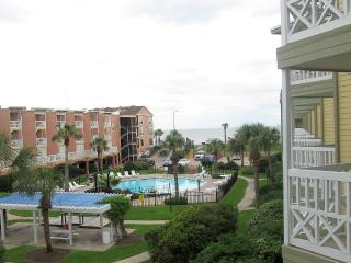 Beach Front Property-CABLE-WIFI-Keyless Entry, Galveston