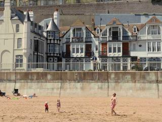 seaside beachfront house, Ramsgate