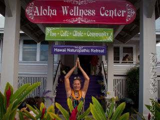 Wisdom Room at Aloha Wellness Inn, Hilo