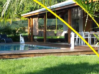 Villa Mango classified 5 * 800 m from the beach, Saint François