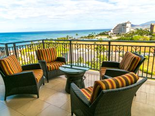 Ko Olina Beach Villa BT1003 - Ocean Views 10th Floor Sunset and Ocean Views
