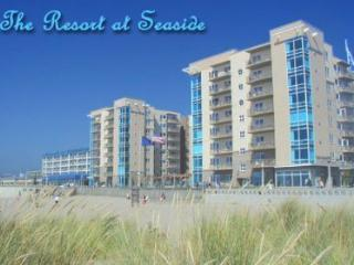 2 Bed/ 2 Bath Deluxe Unit at Seaside Resort