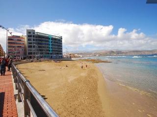 Apto.Playa Las Canteras, bien situado,1 hab., Gran Canaria