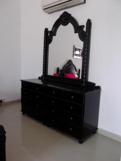 Twin bedroom dressing table