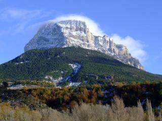 Casa Modesto. Pirineo de Huesca. Ordesa, Escalona
