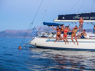 fantasia yachting Crete