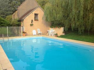 Maison de vacances Bourgogne, Saint-Maurice-le-Vieil