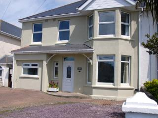 6 bed family home close to beaches with hot tub, Newquay