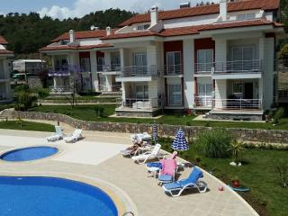 Foca Park Appartements Dublex Flat in Calis Square, Fethiye