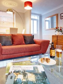 Visit Beverley and stay at Bright Moments Holiday Home