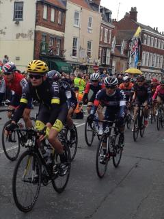 Le Tour de Yorkshire comes to Beverley