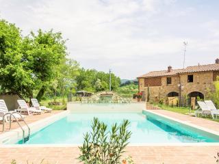 Appartamento con piscina Volterra San Gimignano