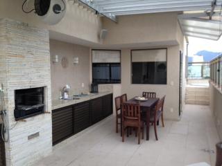 COBERTURA 3 quartos com piscina e churrasqueira