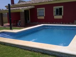 chalet con piscina en chiclana de la frontera, Chiclana de la Frontera